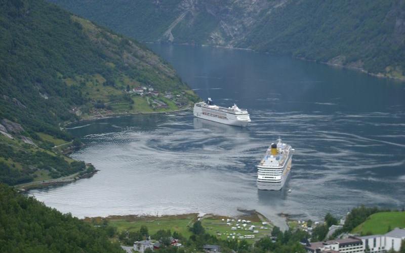 Geirangerfjord I