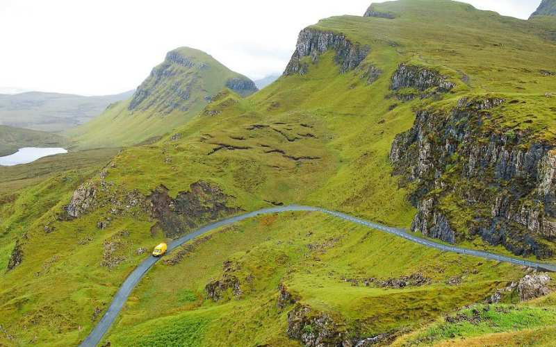 Schottland 14 24