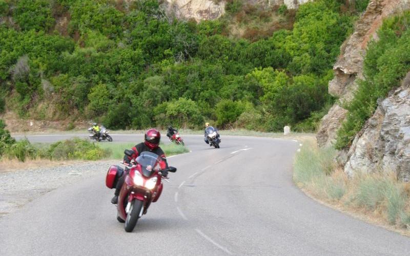 KOR0517 1 Motorradfahrer