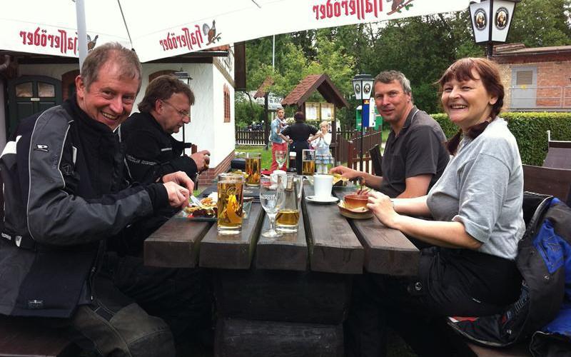 Harz Pause