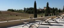 Hotel Montaperti Toskana