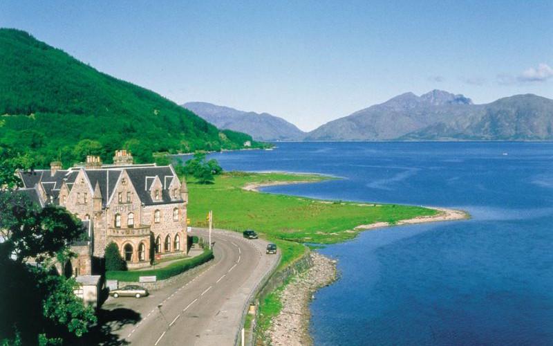 Schottland 14 25