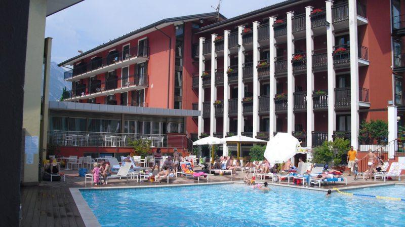 Gardasee - Torbole - Club Vela